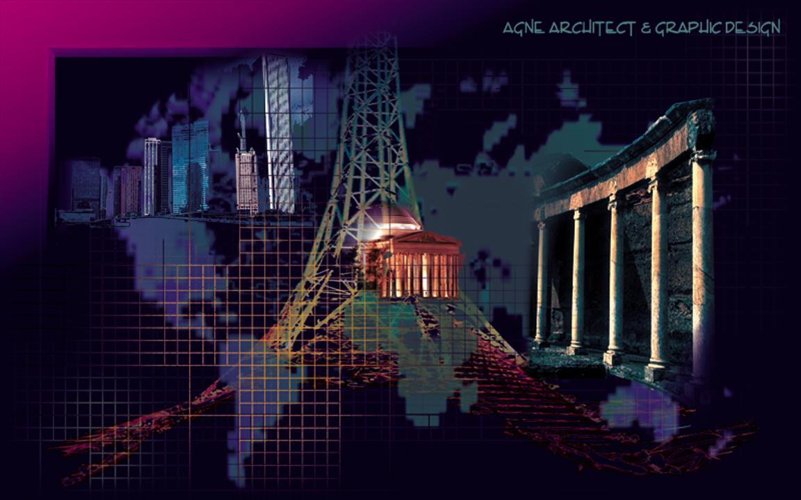 Poster for AgneNet.com April 1998