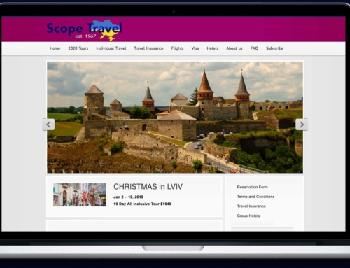 SCOPE TRAVEL – the Ukraine Specialists